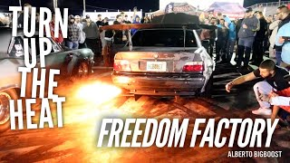 homepage tile video photo for FREEDOM FACTORY CAR MEET WITH BIGBOOST