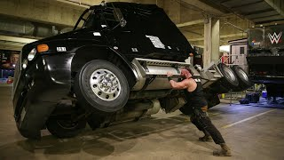 Braun Strowman's Most Jaw-dropping Feats Of Strength: Wwe Playlist