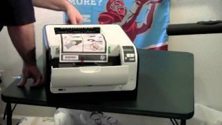 HP LaserJet Pro CP1525nw Printer