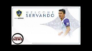 La galaxy sign midfielder servando carrasco