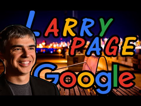 "Larry Page ""Historia"""
