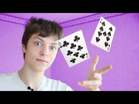 Tour de Cartes Super Facile ! (Tuto Magie) - YouTube
