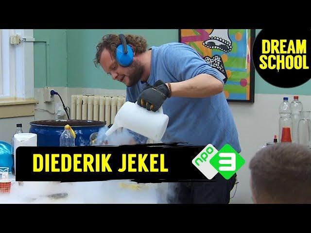 Les van Diederik Jekel | DREAM SCHOOL