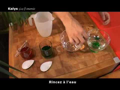 Kits de cuisine mol culaire kit sph rification youtube for Spherification cuisine moleculaire