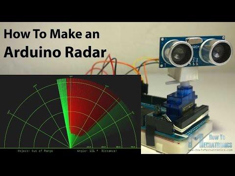 Arduino Radar Project