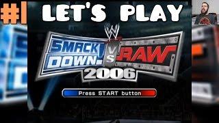 WWE SmackDown! vs. Raw 2006: Season Mode - Part #1