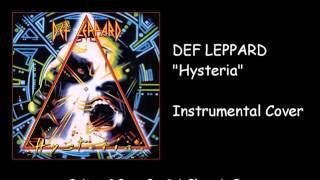 DEF LEPPARD - Hysteria - Instrumental Cover