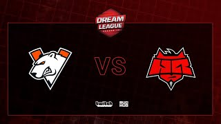 Virtus Pro vs Hellraisers, DreamLeague S13 QL, bo1 [Maelstorm & Jam]