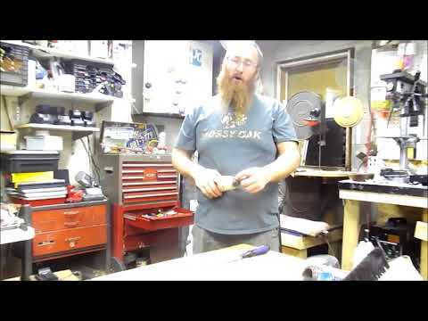 Episode 128   Making a Cow horn bugle