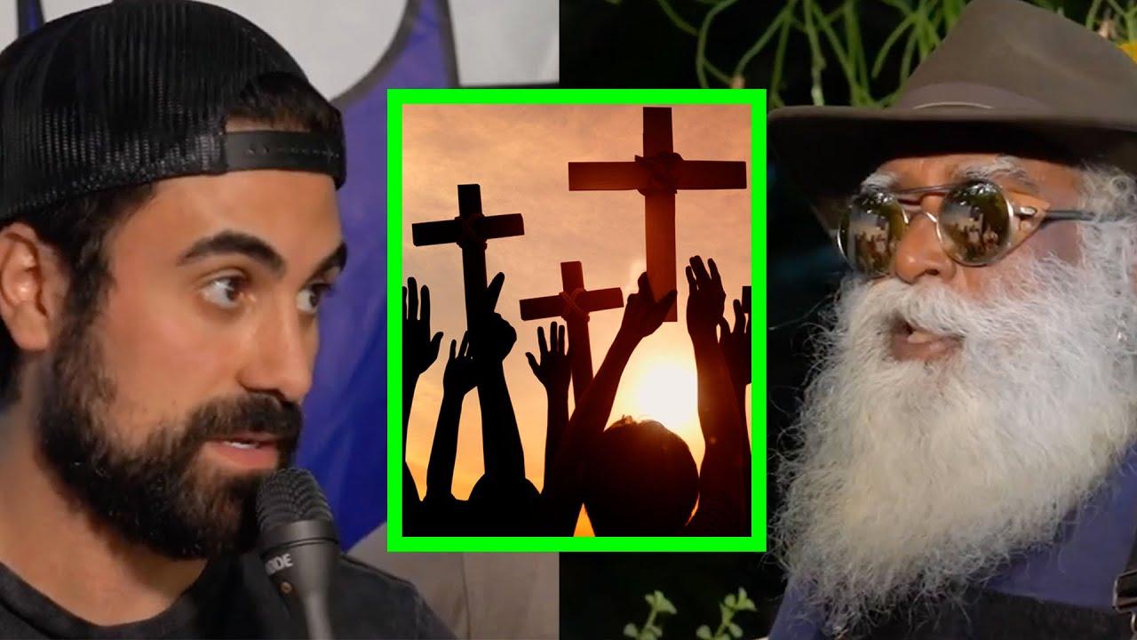 SADHGURU'S THOUGHTS ON RELIGION