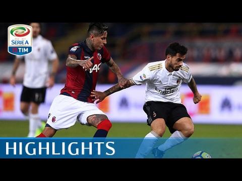 Bologna - Milan - 0-1 - Highlights - Giornata 18 - Serie A TIM 2016/17