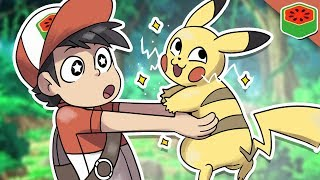 Right in the Pokéfeels | Pokémon Let's Go Pikachu!