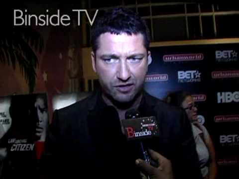 LAW ABIDING CITIZEN MOVIE JAMIE FOXX GERARD BUTLER