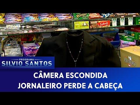 Jornaleiro Perde a Cabeça  |  Câmeras Escondidas