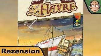 Le Havre - Brettspiel - Review