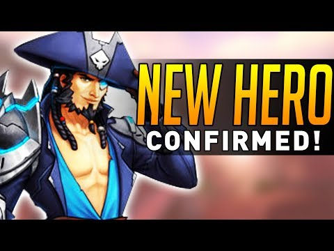 "Thumbnail: Overwatch - New Hero ""On the Horizon"" (Jeff Kaplan Confirmed)"