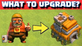 Clash of Clans Town Hall 7 Upgrade Order | What Buildings To Upgrade First