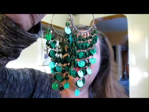 My Jewelry Collection: EARRINGS Part 1