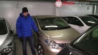Характеристики и стоимость Nissan Tiida 2010 (цены на машины в Новосибирске)