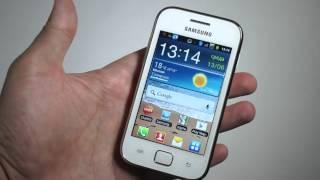 Видео Samsung Galaxy Ace Duos S6802(Данный телефон Вы можете приобрести на нашем сайте http://smobile.org.ua/, 2012-09-29T11:22:13.000Z)