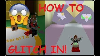HOW TO GLITCH INTO THE PETAL SHOP IN THE TEST REALM! | Roblox Bee Swarm Simulator