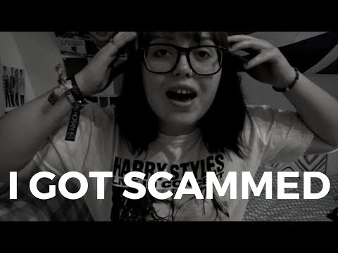 I GOT SCAMMED BUYING SHAWN MENDES TICKETS ON VIAGOGO!! // PAM HARRY