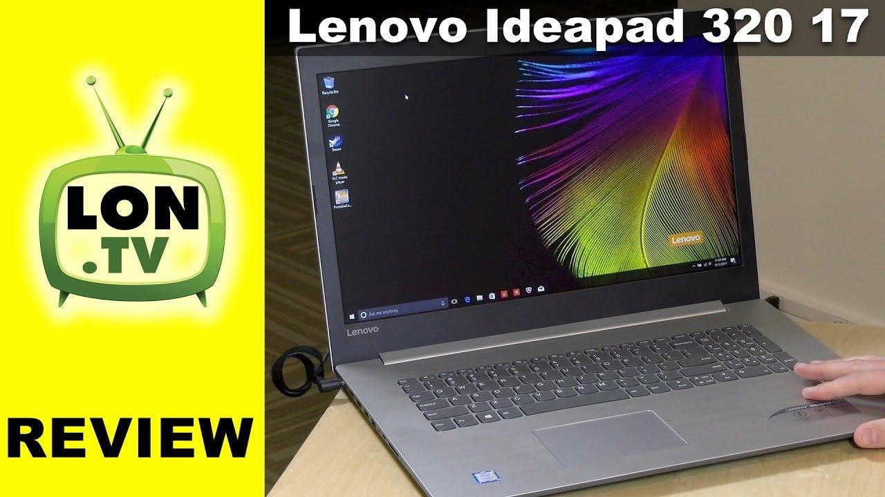 IdeaPad 320 17