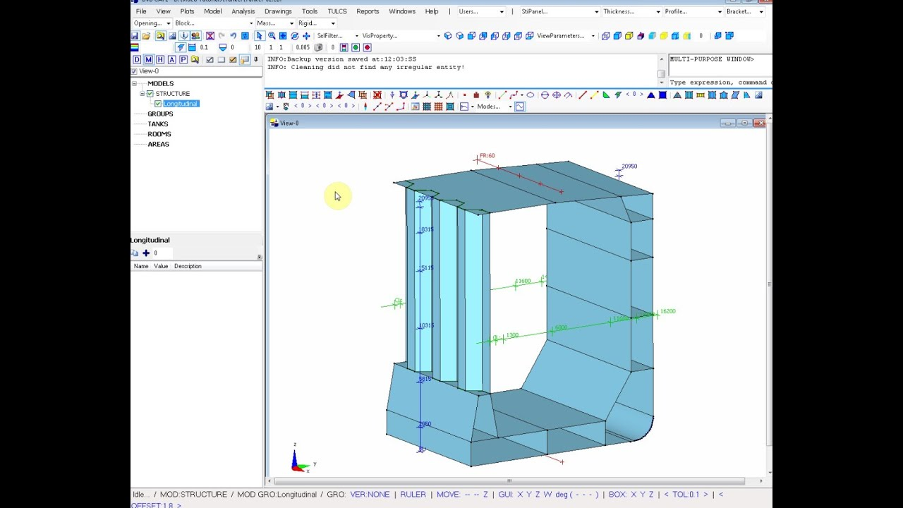 Room Design Free Software Cafe Software Tutorial Midship Geometry Modelling Youtube