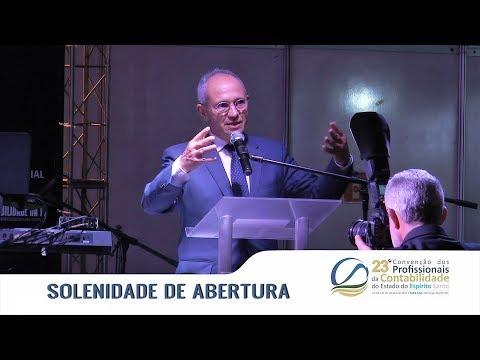 Governador Paulo Hartung homenageia a gestão do presidente Haroldo