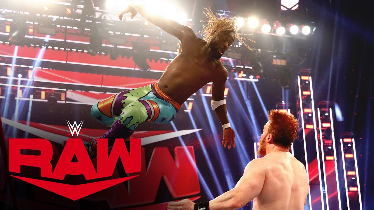 Kofi Kingston vs. Sheamus: Raw, Oct. 19, 2020