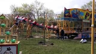 Налаштування гірок у парку Ювілейному