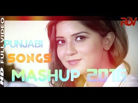 Punjabi Love Mashup 2016 - DJ DANISH   Best Punjabi Mashup   Official Latest Video