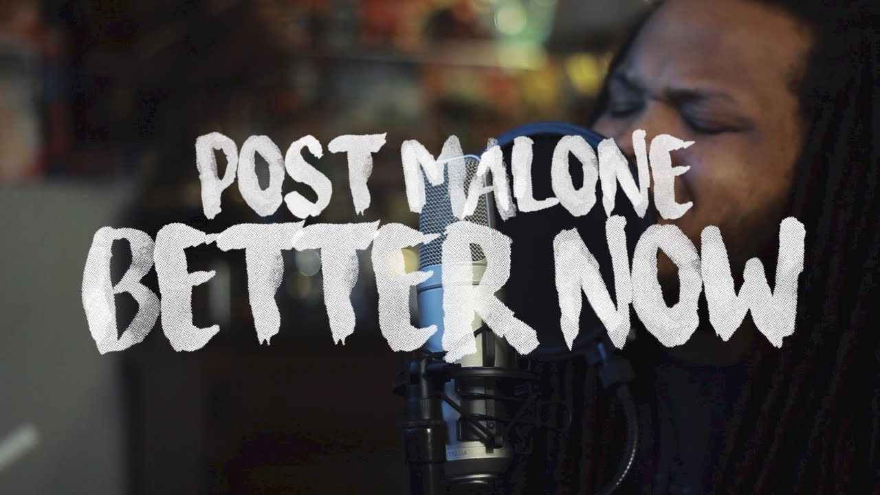 Post Malone Better Now Kid Travis Cover