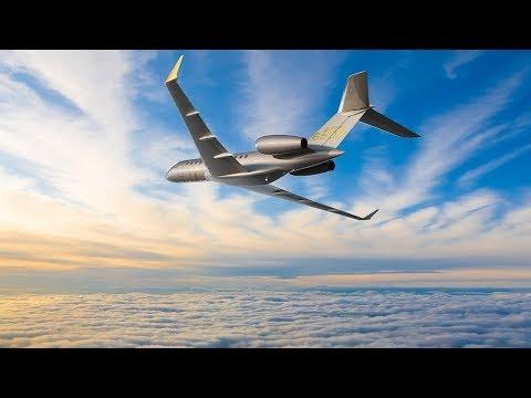 Dévoilement des avions Global 5500 | Global 6500