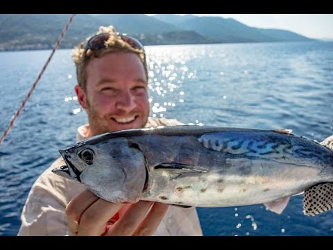 Fishing and Foreign Flags - Croatia to Montenegro Ep7 Sailing Everlong