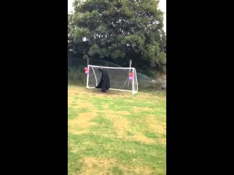 #DarthVader is a rubbish goalkeeper