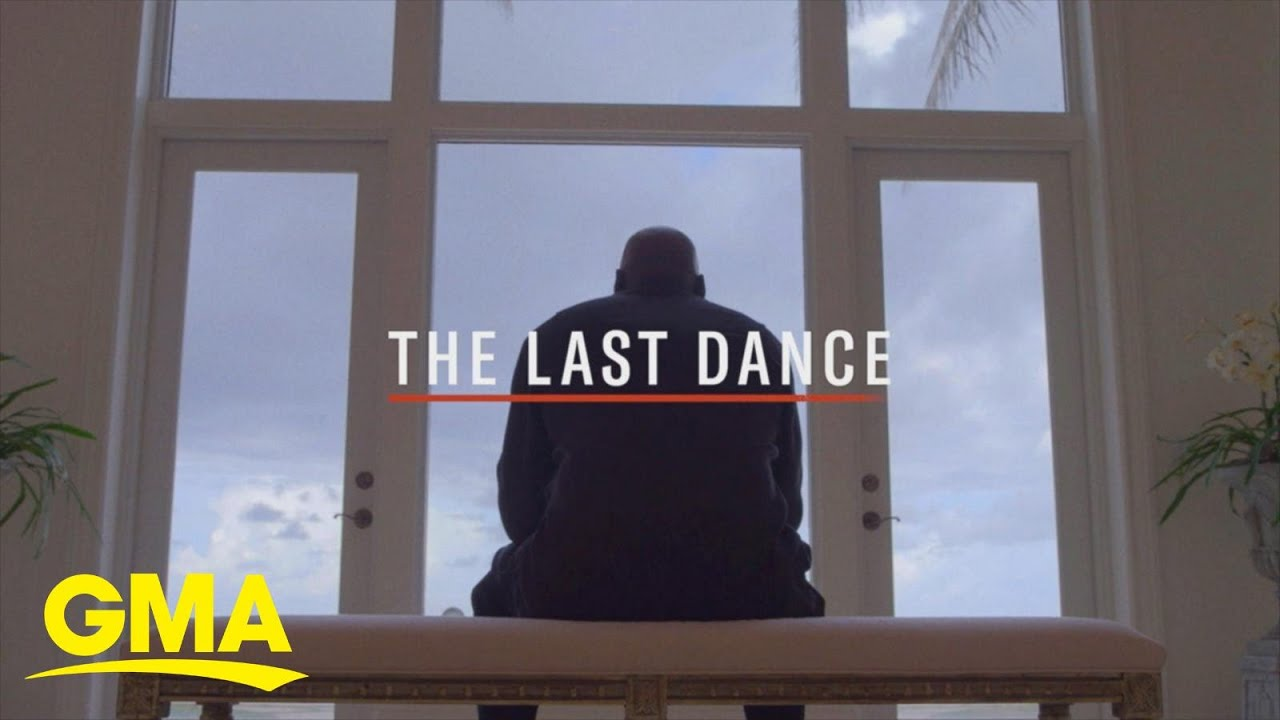 First look at the highly anticipated film, 'The Last Dance' | GMA