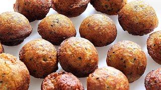 Chakka (Jackfruit) Unniyappam- Vishu Special- chinnuz' I Love My Kerala Food