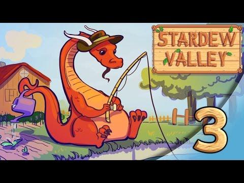 Generate Stardew Valley [1.1 Update] - 3. Sardines & Spirits - Let's Play Stardew Valley Gameplay Pics