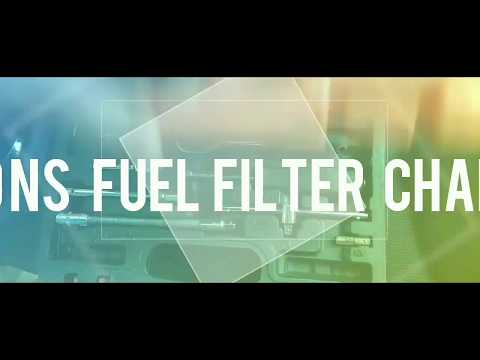 Fuel filter change DIY for pulsar ns 200