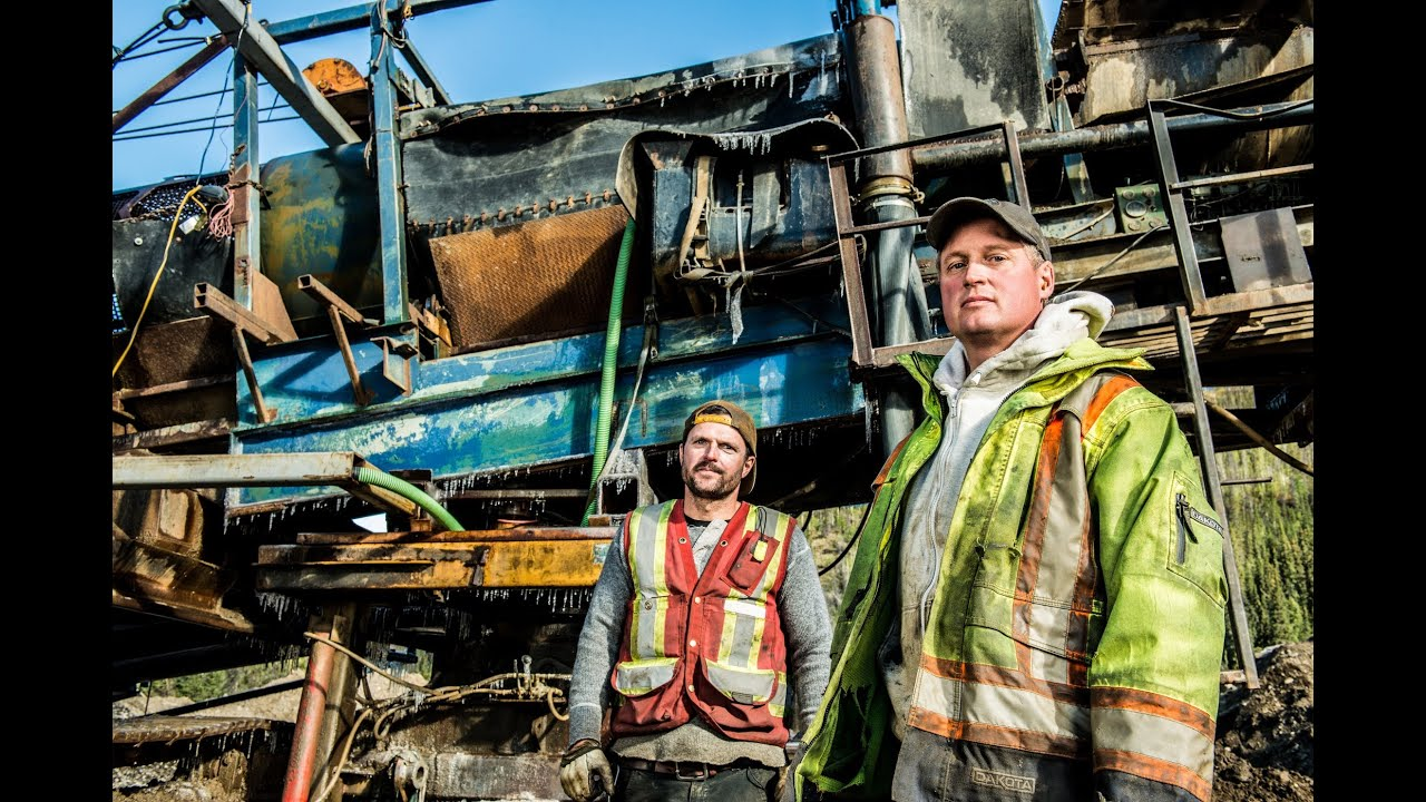 Watch Yukon Gold Episodes on History Canada   Season 5 ...