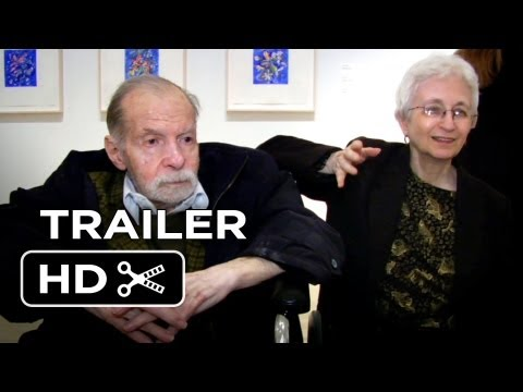 Herb & Dorothy 50X50 Official Trailer 1 (2013) - Documentary HD