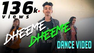 DHeeme DHeeme Chandni Raat Mein Gori Ke Sath Mein Tony Kakkar Dance Performance 2019