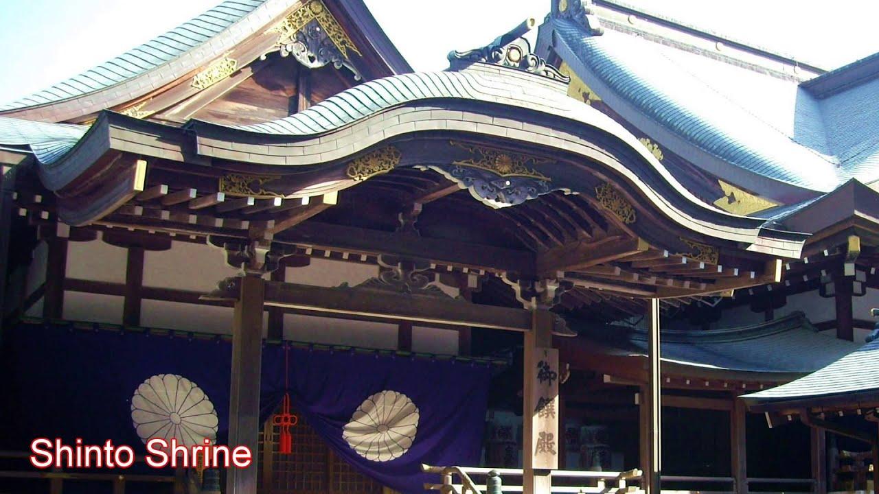 日本古來の宗教 神道 文化 06 - YouTube