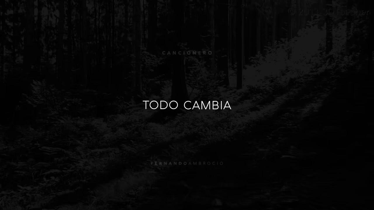 TODO CAMBIA / Mercedes Sosa - YouTube
