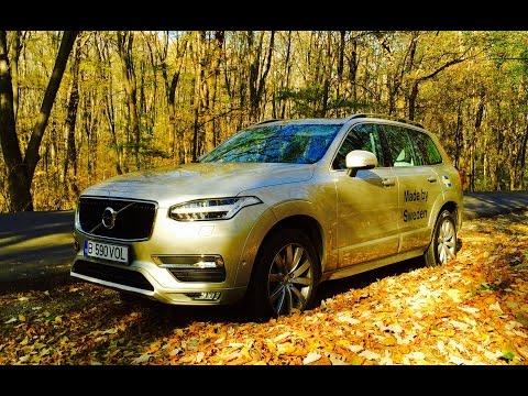 Test Drive Volvo XC90 D5 (2016), iDrive TV (Romania), Episodul 4