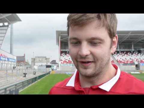 URTV: Iain Henderson elated to be selected for the British and Irish Lions