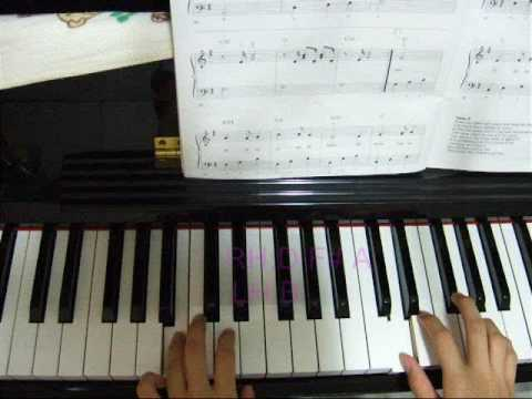 Piano Tutorial The Rainbow Connection Both Hands Youtube