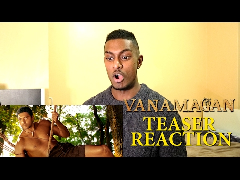Vanamagan Teaser Reaction & Review | Jayam...