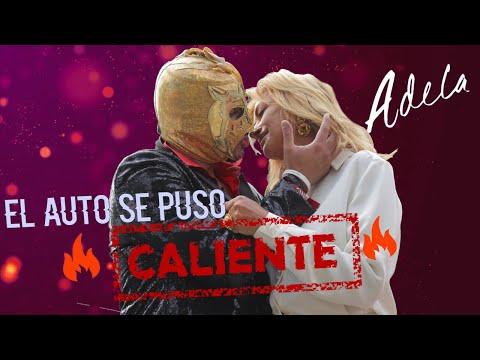ADELA MICHA & SUPER ESCORPI�N AL VOLANTE (NOS COLAMOS A LOS PINOS!!!)